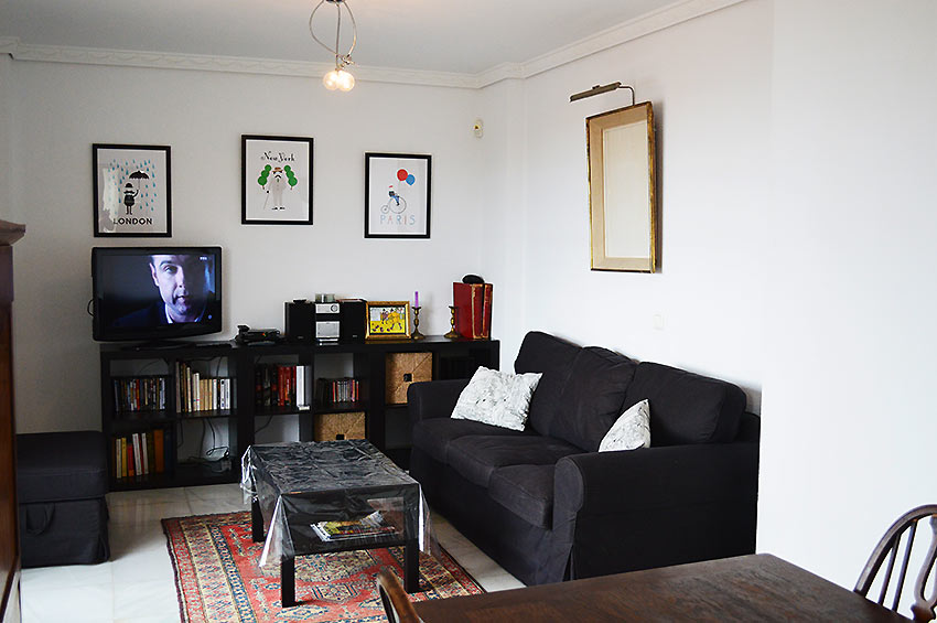 Apartamento en Estepona Lounge