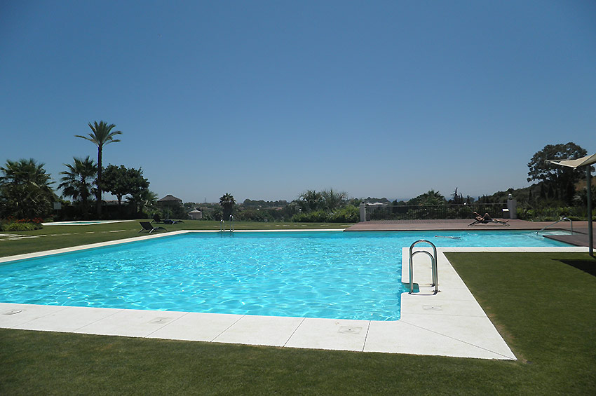 Apartment in Estepona Shared swimming pool