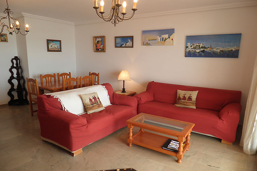 Apartamento en Estepona The Lounge