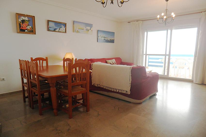 Apartamento en Estepona Lounge / Dining area