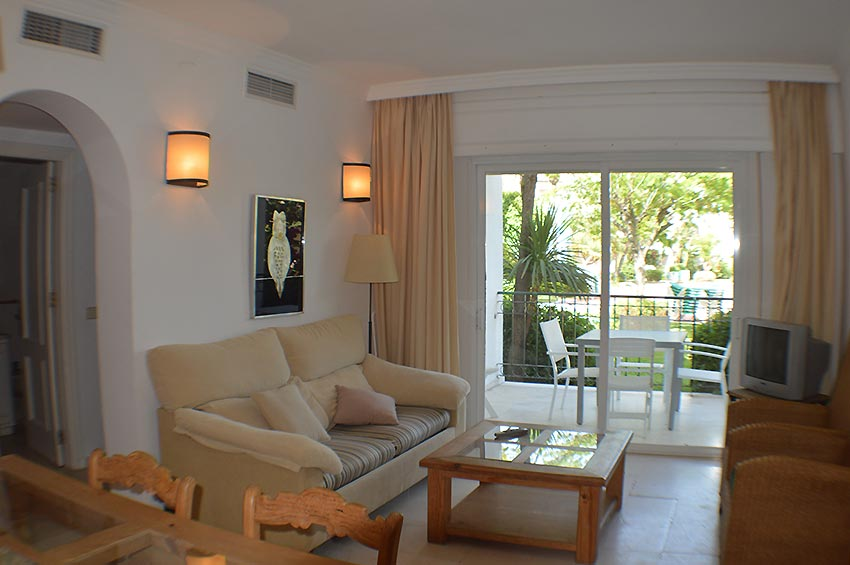 Apartment in Estepona The Lounge