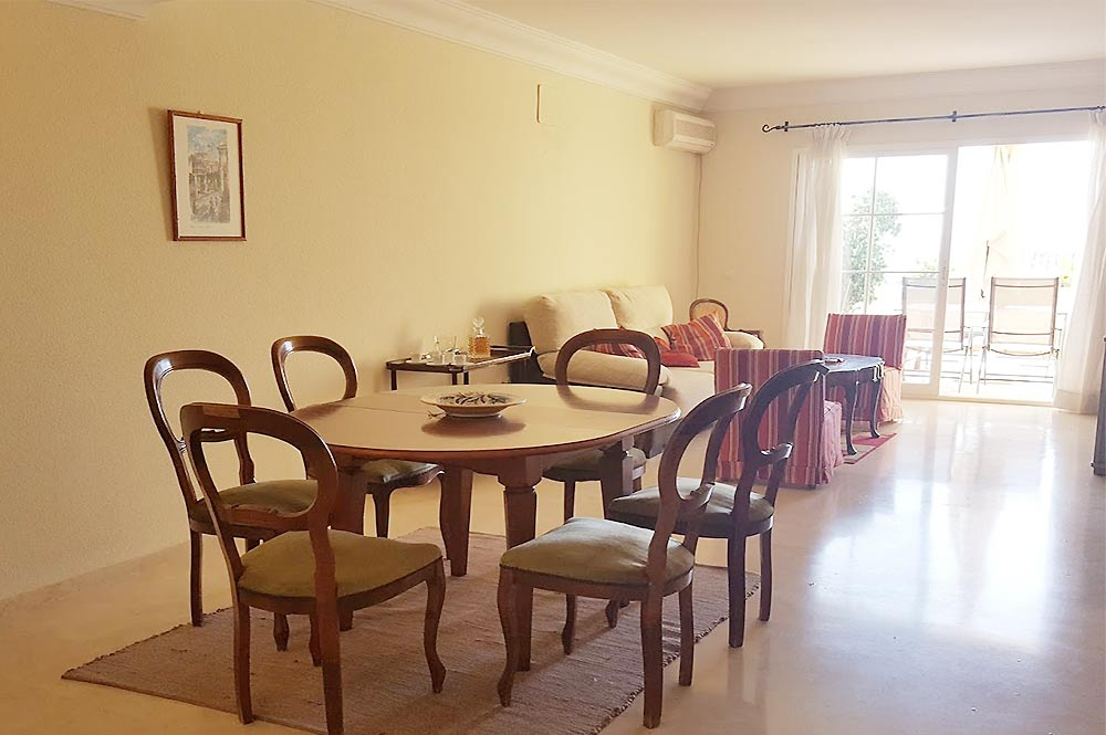 Apartment in Estepona