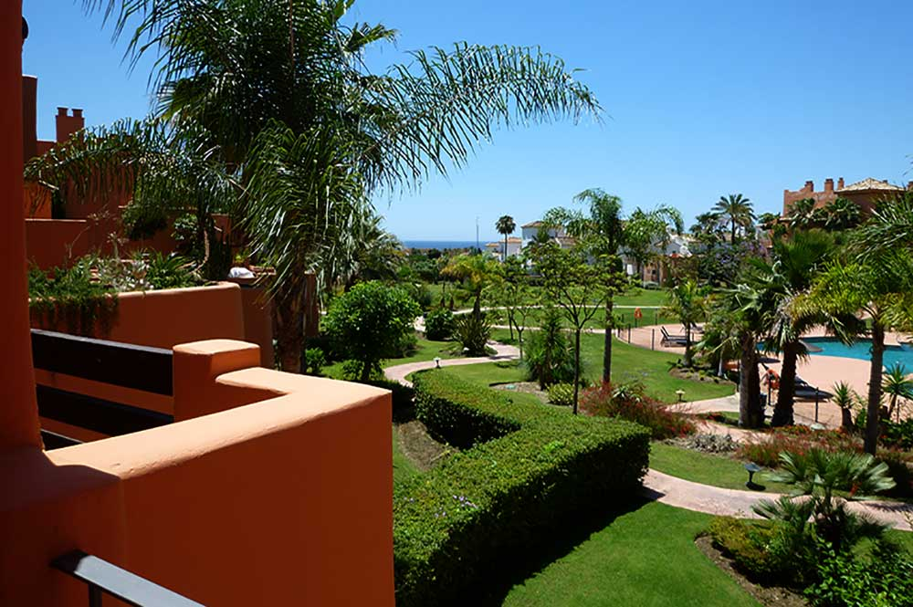 Apartment in Estepona Sotoserena