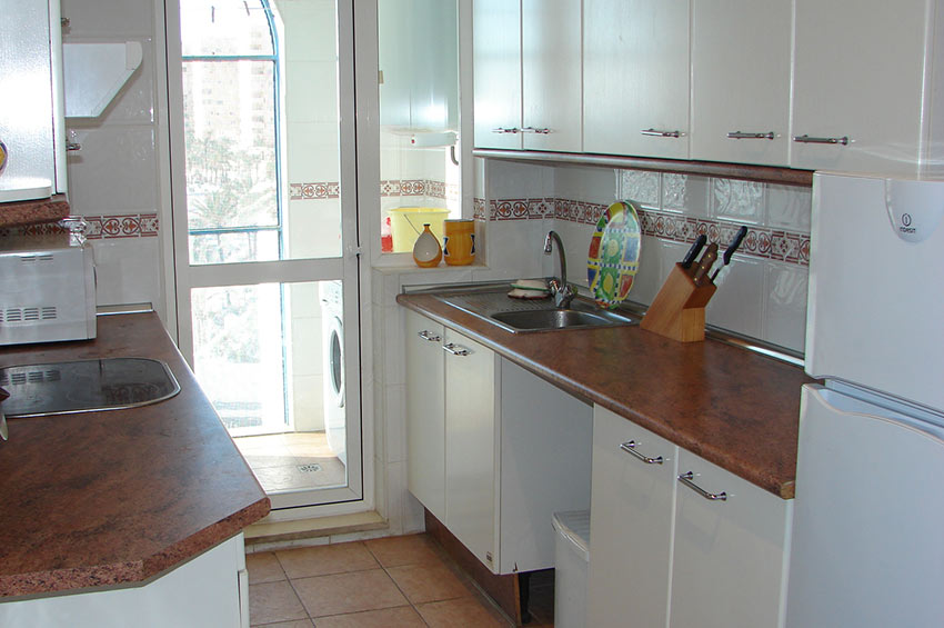 Apartamento en Estepona Fully fitted kitchen