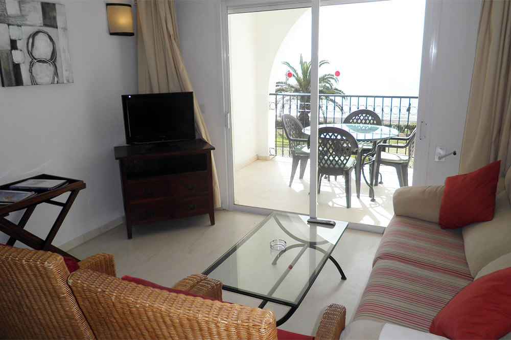 Apartment in Estepona Lounge