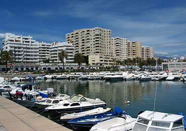 Estepona Marina Holiday Apartments