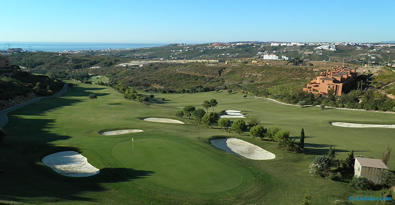 Doña Julia Golf near Duquesa